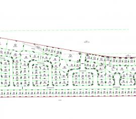 Projet de lotissement à Port-Daniel
